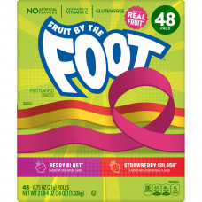 Fruit By The Foot, paquete variado,...