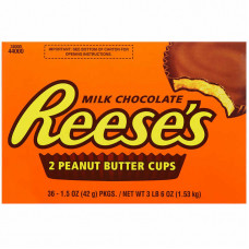 Reese's Peanut Butter Cups, chocola...